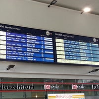 Photo taken at Dortmund Central Station by Marco on 7/12/2013