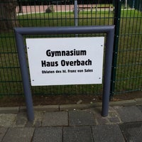 Photo taken at Overbach by Marco on 9/27/2012