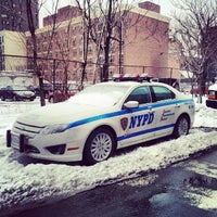 Photo taken at NYPD - 25th Precinct by Cédric P. on 2/16/2014