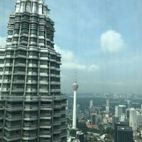Photo taken at Level 83, Tower 1 by Rahim I. on 3/7/2017
