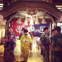 5/18/2013 tarihinde Jin Young H.ziyaretçi tarafından Oedo Onsen Monogatari'de çekilen fotoğraf