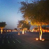Photo taken at Katara Cultural & Heritage Village by arisa أ. on 2/10/2013