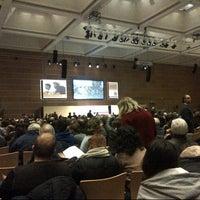 Photo taken at Palacongressi della Riviera di Rimini by Matteo L. on 12/6/2012