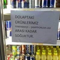Photo taken at Karşıyaka Market by Samet K. on 8/6/2016
