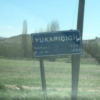 Photo taken at Yukarı Çiğil by Mevlüt on 5/3/2017