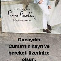 Photo taken at İrfan er kundura Magazasi by Metin E. on 5/11/2018