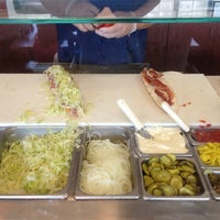 Photo taken at Jersey Mike's Subs by David F. on 10/6/2012
