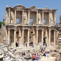 5/12/2013 tarihinde Niniek C.ziyaretçi tarafından Efes'de çekilen fotoğraf