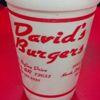 Photo taken at David's Burgers by Tony H. on 8/13/2013