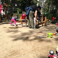 Photo taken at Playground by Gabriela R. on 7/28/2013