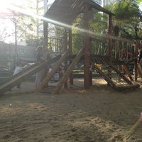 Photo taken at Playground by Gabriela R. on 8/2/2013