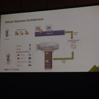 Photo taken at #VMworld 2014 Conference by Keith N. on 8/27/2014