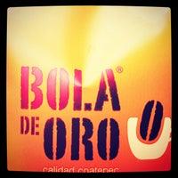 Foto tomada en Bola de Oro por Alfredo S. el 9/19/2012