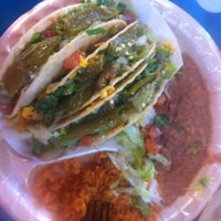 Photo taken at Taco Palenque by Evan B. on 4/15/2013