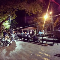 Photo taken at William F. Moore Park ('Spaghetti Park') by Crisy B. on 7/27/2013
