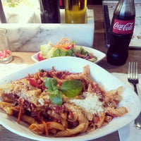 Photo taken at Vapiano by Crisy B. on 7/10/2013