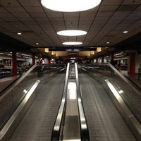 Photo taken at Pittsburgh International Airport (PIT) by Westin L. on 11/12/2012