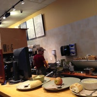 Photo taken at Panera Bread by Westin L. on 11/15/2012