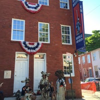Photo taken at Babe Ruth Birthplace and Museum by Yolanda S. on 6/14/2016