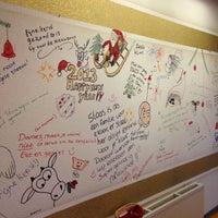 Photo taken at Stoas Hogeschool by Robbert V. on 12/14/2012
