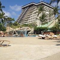 Photo taken at The Fairmont Acapulco Princess by Erika O. on 3/9/2013