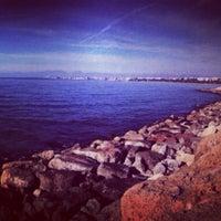 Photo taken at Les Barques - Salou by Veronika on 5/9/2014
