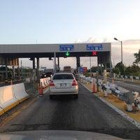 Photo taken at Caseta De Cobro Puente Tampico by PcSita M. on 7/26/2013