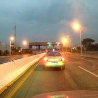 Photo taken at Caseta De Cobro Puente Tampico by PcSita M. on 4/29/2013