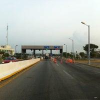 Photo taken at Caseta De Cobro Puente Tampico by PcSita M. on 2/24/2013