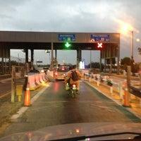 Photo taken at Caseta De Cobro Puente Tampico by PcSita M. on 5/14/2013