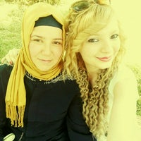 Photo taken at Açık Hava Parkı by Ömür Seren K. on 5/23/2015