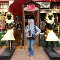 Photo taken at Pharaonic Village by Fatin K. on 1/31/2016