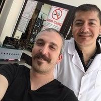 Photo taken at özkan erkek kuaförü by Can K. on 5/13/2015