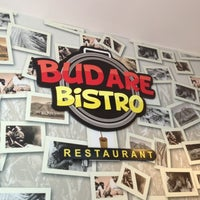 Photo taken at Budare Bistro by Silvia on 11/27/2012