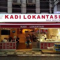 Photo taken at Kadı Lokantası 2 by Çiğdem on 10/2/2013