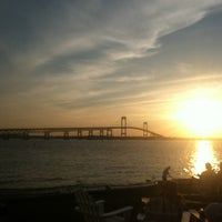 Photo taken at Officer's Club at Newport Naval Station by Laura S. on 8/16/2013