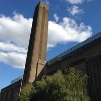 Photo taken at Tate Modern by Manuel U. on 8/11/2013
