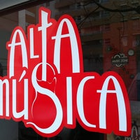 Photo taken at Alta Musica by Miguel M. on 1/29/2013