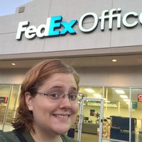 Photo taken at FedEx Office Print & Ship Center by Kelly M. on 10/3/2014