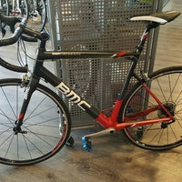 Photo taken at Top Gear Bicycle Shop by Shane M. on 7/16/2015