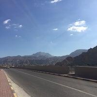 Photo taken at Wadi Al Bieh by Khawla on 11/22/2015
