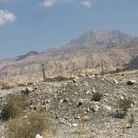 Photo taken at Wadi Al Bieh by Khawla on 2/19/2016