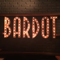 Photo taken at Bardot by Diego M. on 5/13/2017