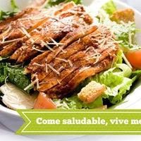Photo taken at Super Salads by Super Salads G. on 1/16/2013