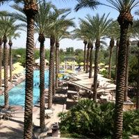 Photo taken at JW Marriott Phoenix Desert Ridge Resort & Spa by Cynthia R. on 7/2/2013