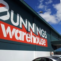 Photo taken at Bunnings Warehouse by Richard T. on 2/2/2013