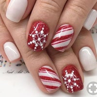 Photo taken at Hot Nails by Nina M. on 12/5/2017