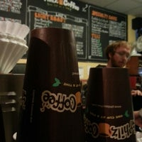 Photo taken at Philz Coffee by Erica B. on 1/5/2013