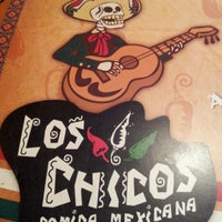 Photo taken at Los Chicos by Gabriela F. on 11/20/2012