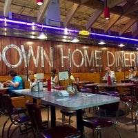Photo taken at Down Home Diner by Alexis A. on 5/27/2016